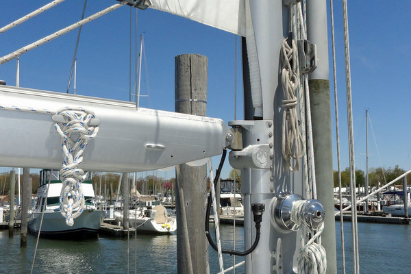 1995 Little Harbor 54' 54 LA DIFFERENCE | Picture 8 of 35