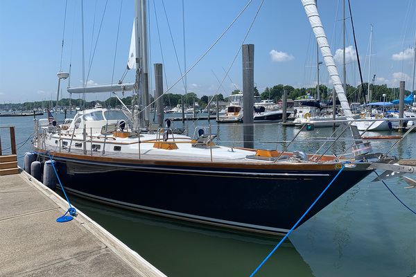 1995 Little Harbor 54' 54 LA DIFFERENCE | Picture 2 of 35