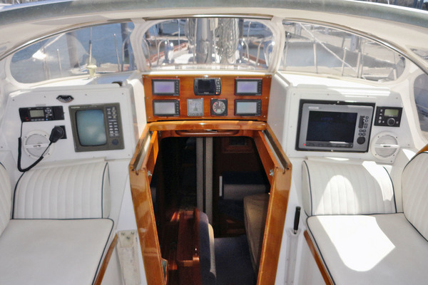 1995 Little Harbor 54' 54 LA DIFFERENCE | Picture 1 of 35