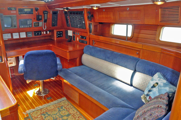 1995 Little Harbor 54' 54 LA DIFFERENCE | Picture 5 of 35