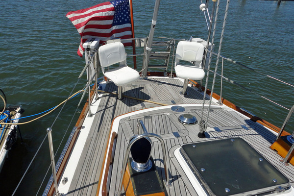 1995 Little Harbor 54' 54 LA DIFFERENCE | Picture 7 of 35