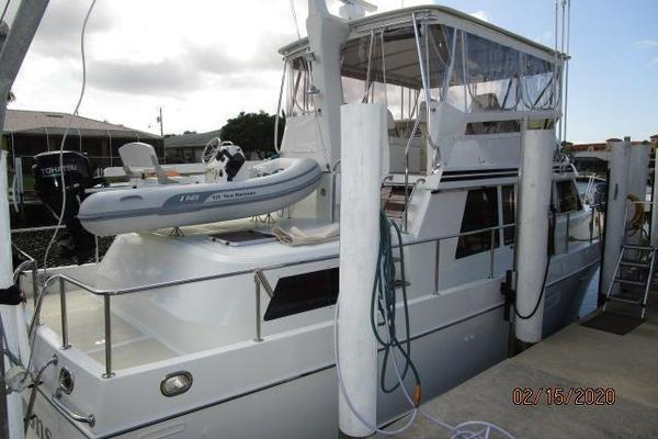 Picture Of: 42' Ocean Alexander 423 Classico 2003 Yacht For Sale | 3 of 63
