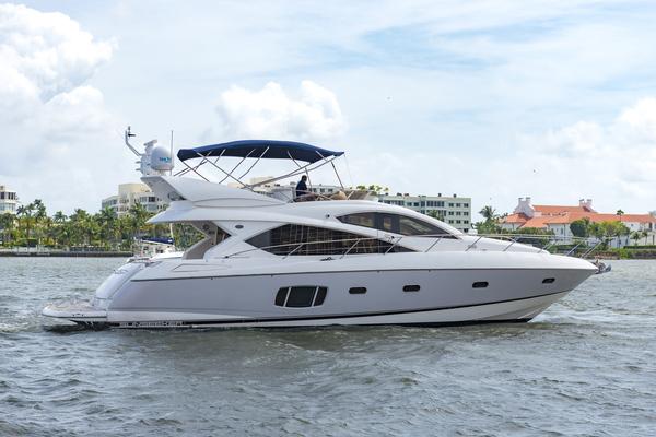 60-ft-Sunseeker-2009-60 Manhattan -Sonie Palm Beach Florida United States  yacht for sale