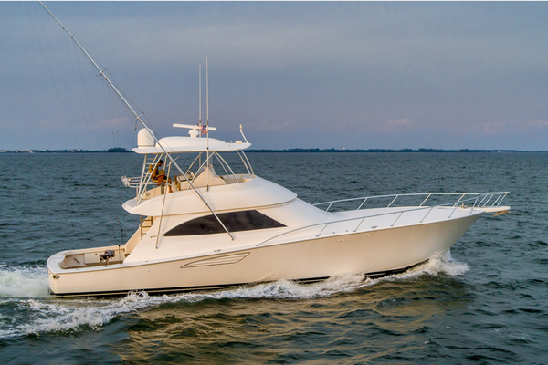 62' Viking 62 Convertible 2014 | Mixer