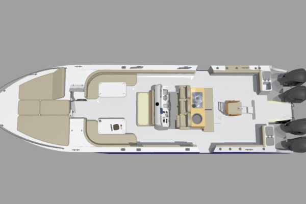 2020 YachtCat 41 for sale in Miami
