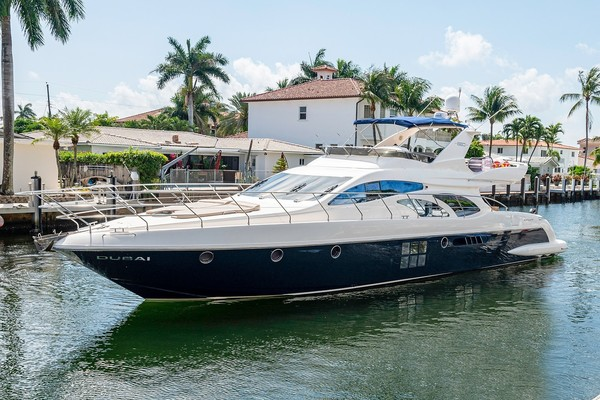 68-ft-Azimut-2006-680 Full-DUBAI Not for sale in US waters Florida United States  yacht for sale