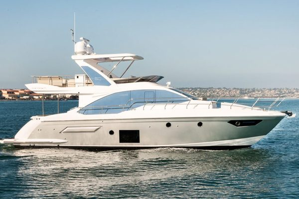 Picture Of: 50' Azimut 50 2017 Yacht For Sale | 3 of 43