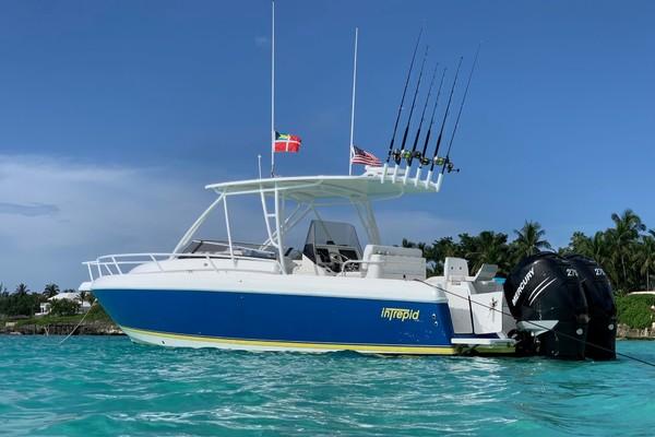 31-ft-Intrepid-2007-310-La Ñata II Miami Florida United States  yacht for sale