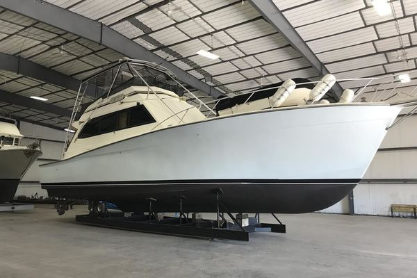 1989 Egg Harbor 54' 54 Convirtible Flybridge Nestegg | Picture 4 of 69