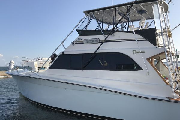 54' Egg Harbor 54 Convirtible Flybridge 1989 | Nestegg