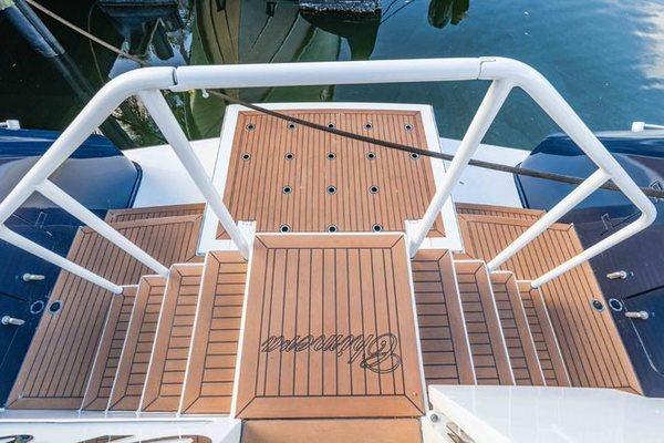 1989 Broward 125' Tri-Deck CHIMERA | Picture 2 of 72
