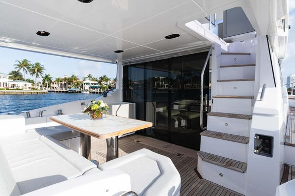 2019 Azimut 60' 60 fly  LOS CONDORES | Picture 8 of 95