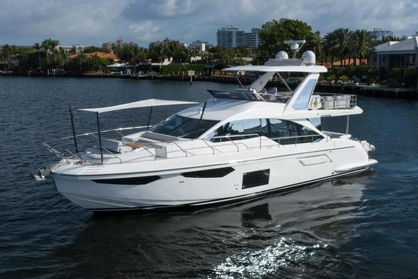 Picture Of: 60' Azimut 60 fly 2019 Yacht For Sale | 3 of 95