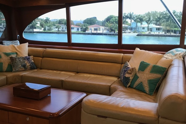 Picture Of: 72' Merritt Sportfish 2002 Yacht For Sale | 3 of 27