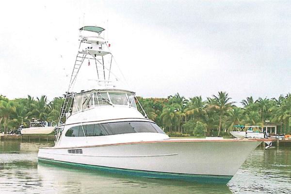 2002 Merritt 72' Sportfish IN FLIGHT | Picture 1 of 27