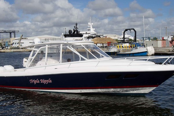 Picture Of: 37' Intrepid Walkaround 2018 Yacht For Sale | 1 of 19