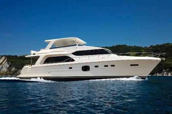 66' Hampton 650 Pilothouse 2020 | For Order