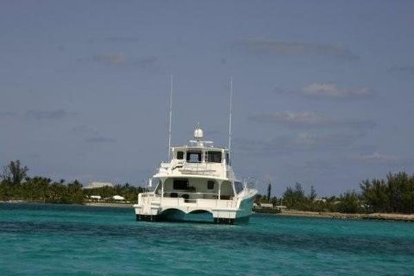 Picture Of: 65' Custom Malcolm Tenant Power Cat 2010 Yacht For Sale | 4 of 96