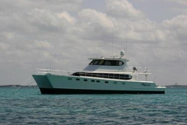 65' Custom Malcolm Tenant Power Cat 2010 | Rhumba