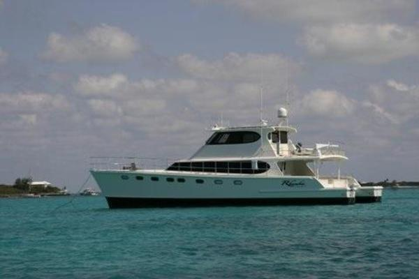 Picture Of: 65' Custom Malcolm Tenant Power Cat 2010 Yacht For Sale | 2 of 96