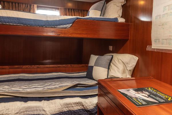 2009 Ocean Alexander 74' Open Flybridge Lady Gigi | Picture 3 of 48