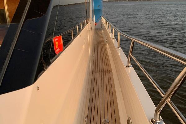 2009 Ocean Alexander 74' Open Flybridge Lady Gigi | Picture 7 of 48