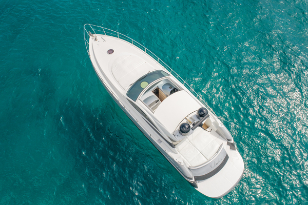 Picture Of: 51' Pershing Express 2004 Yacht For Sale   3 of 37