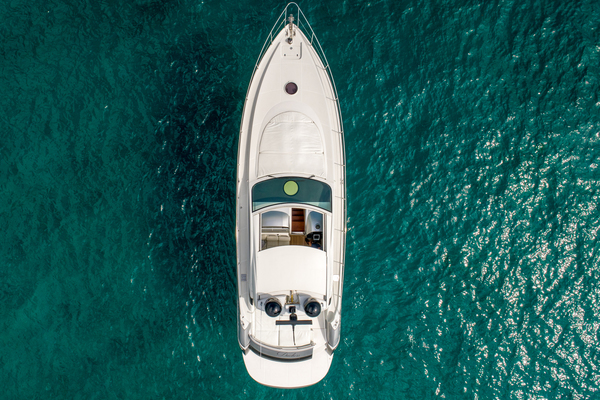 Picture Of: 51' Pershing Express 2004 Yacht For Sale   4 of 37