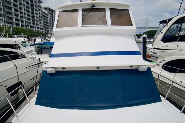Picture Of: 53' Novatec 48 Fast Trawler 2003 Yacht For Sale | 4 of 50