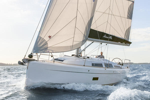 Picture Of: 34' Hanse 348 2020 Yacht For Sale | 3 of 39