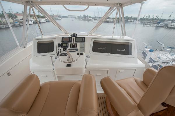 2005 Ocean Yachts 50' Super Sport  | Picture 4 of 54