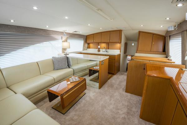 2005 Ocean Yachts 50' Super Sport  | Picture 8 of 54