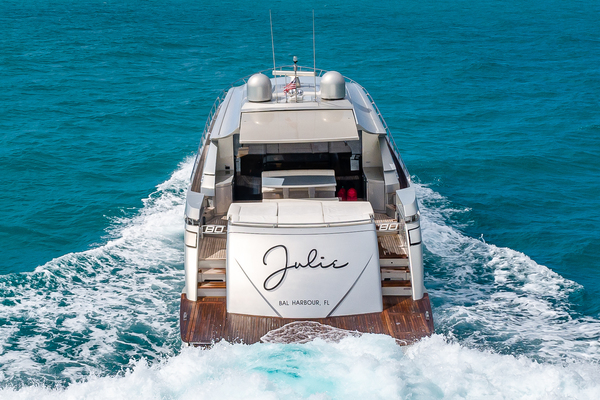 Picture Of: 80' Pershing 2010 Yacht For Sale | 3 of 57