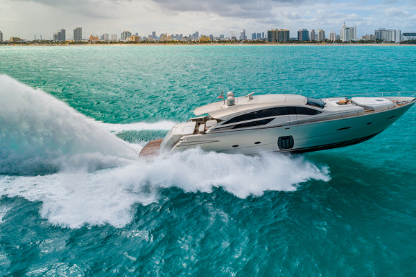 Picture Of: 80' Pershing 2010 Yacht For Sale | 4 of 57