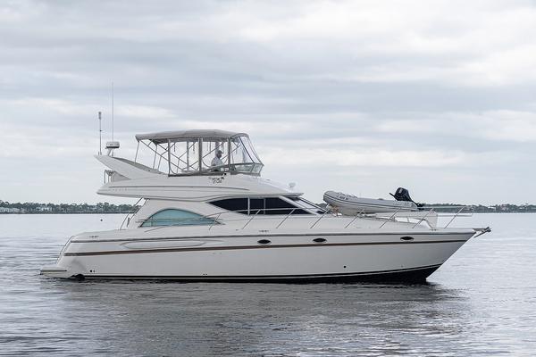 46-ft-Maxum-1999-4600 SCB-Soggy Dollar Stuart Florida United States  yacht for sale