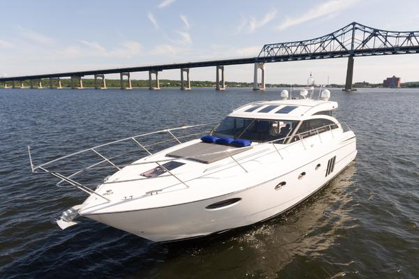 Picture Of: 54' Princess V52 2012 Yacht For Sale   3 of 34