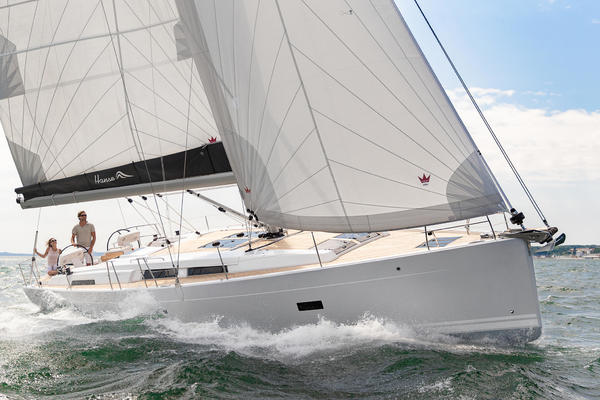 Picture Of: 46' Hanse 458 2020 Yacht For Sale | 4 of 43