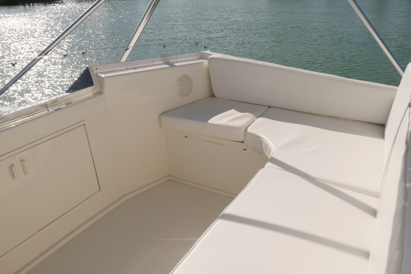 Picture Of: 53' Viking 53 Convertible 1990 Yacht For Sale | 3 of 75
