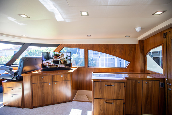 2016 Viking 92' 92 Enclosed Bridge Berry Patch | Picture 2 of 92