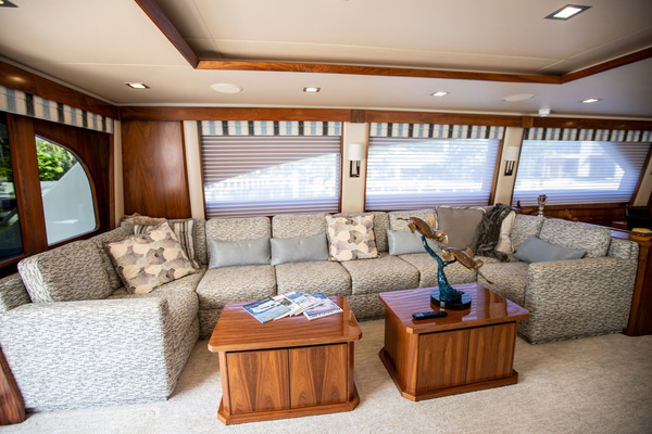 2016 Viking 92' 92 Enclosed Bridge Berry Patch | Picture 5 of 92