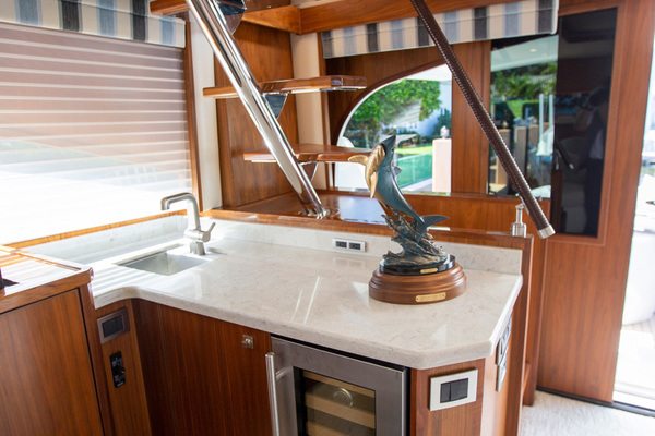2016 Viking 92' 92 Enclosed Bridge Berry Patch | Picture 3 of 92