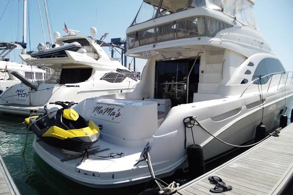 2005 Sea Ray 55' 550 MA MA'S | Picture 3 of 75