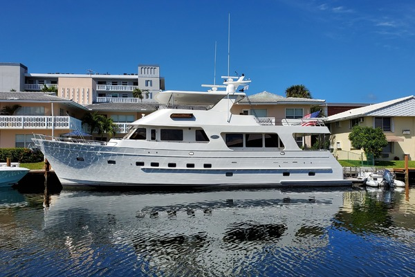 2005 Outer Reef Yachts 75' 730 MY LION'S SHARE | Picture 2 of 57