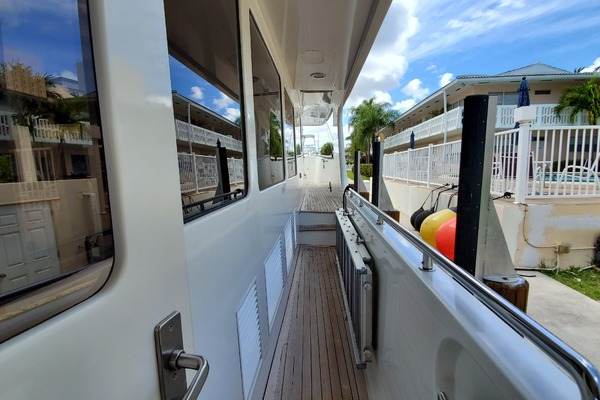2005 Outer Reef Yachts 75' 730 MY LION'S SHARE | Picture 4 of 57