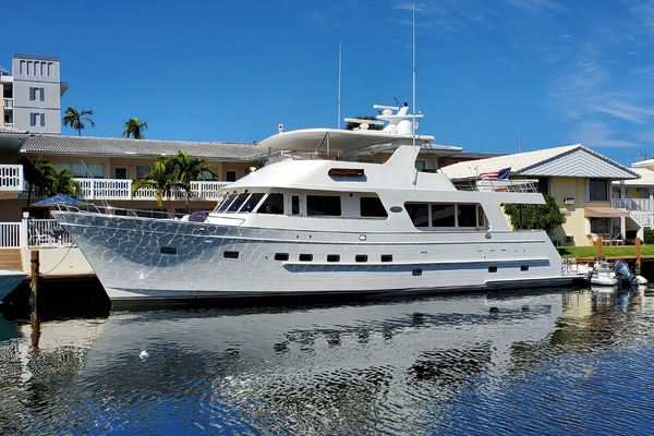 75' Outer Reef Yachts 730 My 2005 | Lion's Share