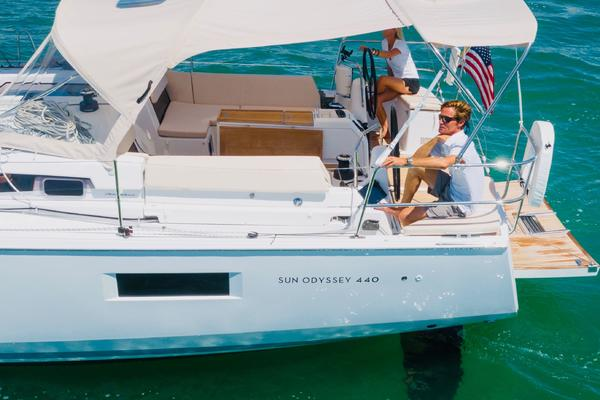 Picture Of: 44' Jeanneau 440 2019 Yacht For Sale | 2 of 50