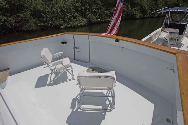 Picture Of: 84' Burger Motoryacht 1966 Yacht For Sale   3 of 43