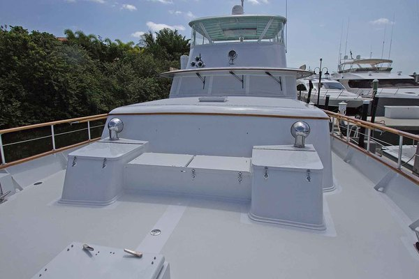 Picture Of: 84' Burger Motoryacht 1966 Yacht For Sale   4 of 43