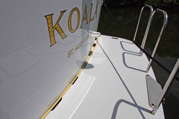 Picture Of: 84' Burger Motoryacht 1966 Yacht For Sale   2 of 43