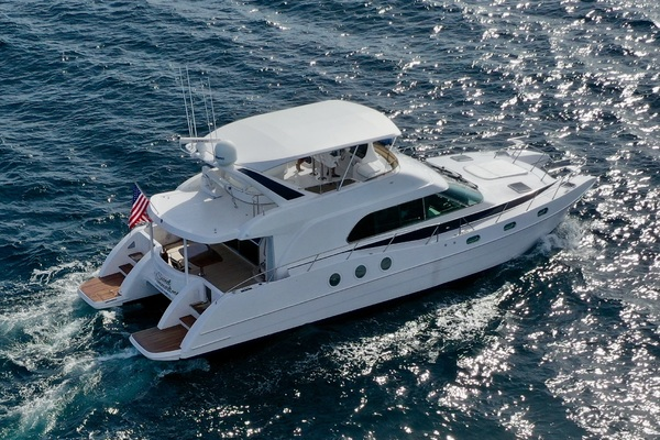 Picture Of: 64' Prout International Panther 64 1997 Yacht For Sale | 2 of 78